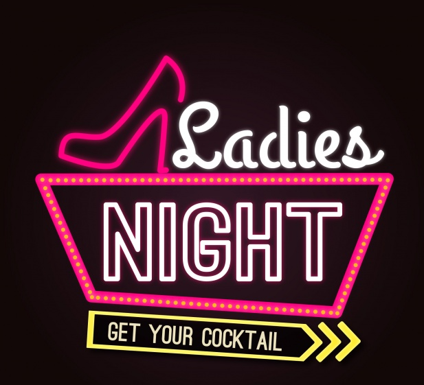 Ladies night cocktail